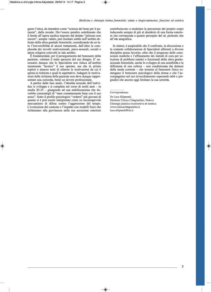 Siliprandi chirurgia intima femminile pagina 3
